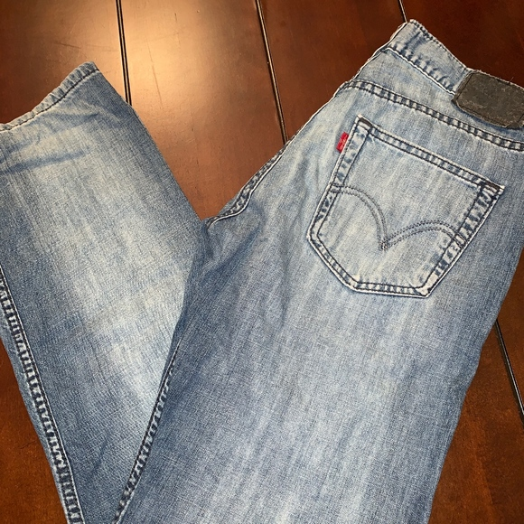 Levi's Other - Levi's 514 Slim Straight Jeans